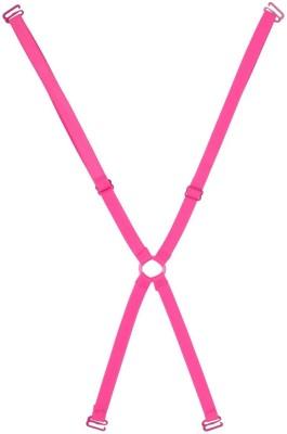 Pink Flamingo Fabric Bra Straps