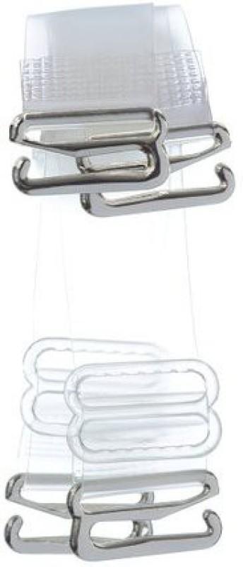 Manmandir Sequin Bra Straps(Transparent, Pack of 2)