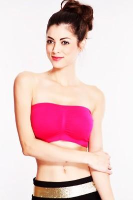 Phalin Pro Women's Sports Pink Bra