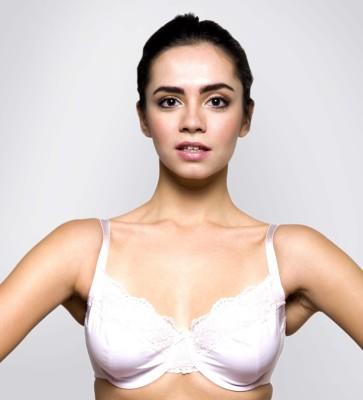 Kunchals Underwired Single Women's Push-up Pink Bra