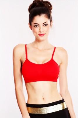 Phalin Pro Women's Sports Red Bra