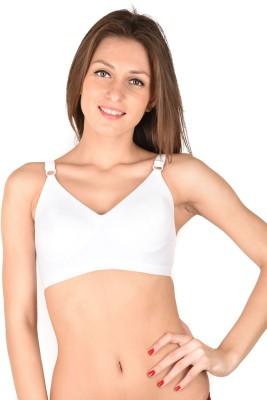 Simoni Women's T-Shirt White Bra