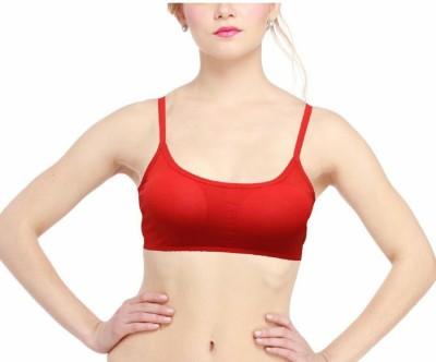 Samyak Women's Bralette Red Bra