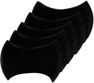 Wear2toss Women's Tube Black Bra