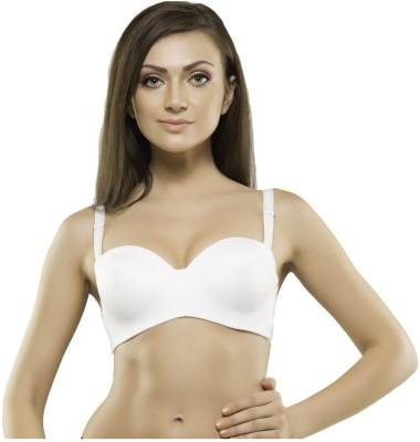 Kunchals Kunchals Single Underwired Bra Women's Push-up White Bra