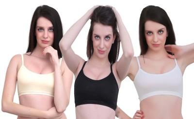 JSR Paris Beauty Pro Women's Sports Multicolor Bra