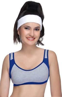 Alishan Sportic Women's Sports Blue Bra