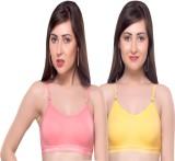 Lenity Pro Women's Sports Pink, Yellow B...