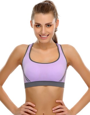 Clovia Padded Womens Sports Bra