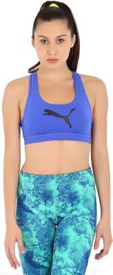 Puma PWRSHAPE Forever Women's Sports Blue Bra