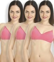 Tweens Women's Clothing - Tweens Pro Women's Full Coverage Pink Bra