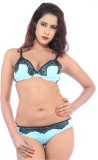 Happy Hours Women's Push-up Light Blue B...
