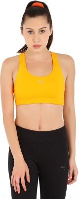 Puma PWRSHAPE Forever Women's Sports Yellow Bra