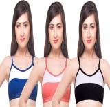 Lenity Pro Women's Sports Blue Bra