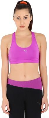 Puma PWRSHAPE Cardio Women's Sports Purple Bra
