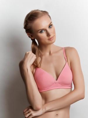 Libertina Desire Non Wired Women's T-Shirt Pink Bra