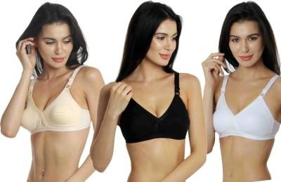 Body Liv Pamela Women's Full Coverage Multicolor Bra