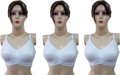 Body Liv by Benicia - TEENAGER Women's Full Coverage White Bra