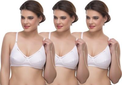 Skiva Women's Push-up White Bra