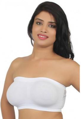 Shoba Shoba TB Non Women's Tube White Bra at flipkart