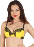 Happy Hours Women's Full Coverage Yellow...