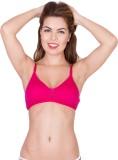 Azeeva Girl's T-Shirt Pink Bra