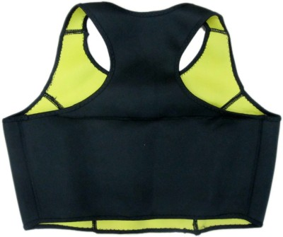 Everything Imported Women's Sports Black Bra at flipkart