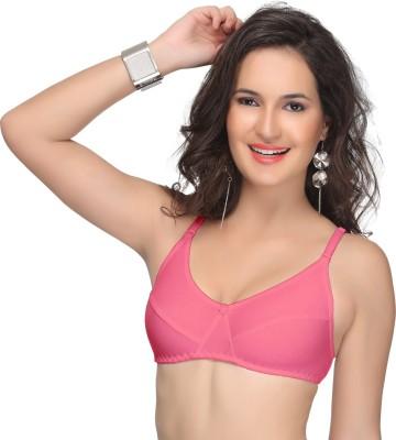 Alishan Bold Women's Full Coverage Pink Bra