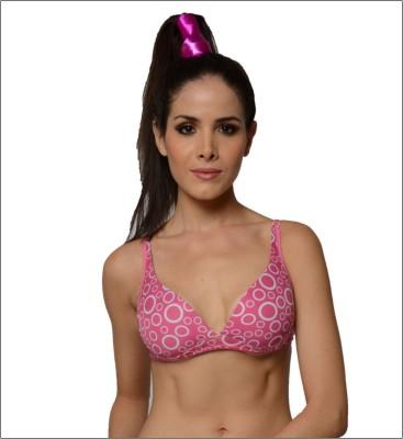 Berry's Intimates Women's Push-up Pink Bra