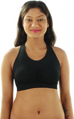 Gwyn Women's Sports Black Bra