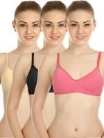 Tweens Women's Clothing - Tweens Pro Women's Full Coverage Multicolor Bra