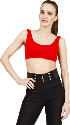 Sidh Rapstyle Women's Full Coverage Red Bra