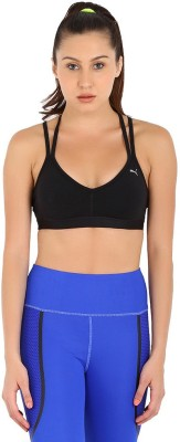 Puma Yogini Live Women's Sports Black Bra