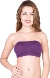 Azeeva Girl's Tube Purple Bra