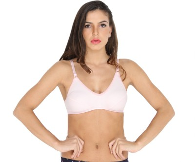 Tia by Ten on Ten Women's Minimizer Pink Bra