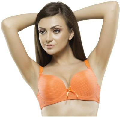 Kunchals Kunchals Single Underwired Bra Women's Push-up Orange Bra