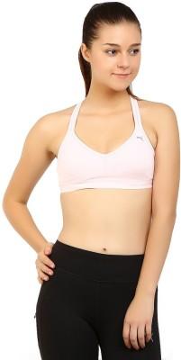 Puma Yogini Live Women's Sports Pink Bra