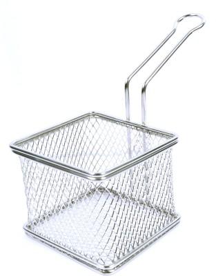caanistro Steel Bread Basket(Steel)
