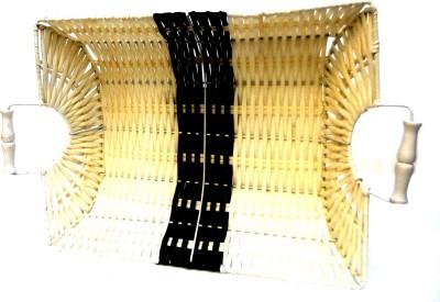 Leflora Plastic Bread Basket(Multicolor)