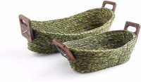 Unravel India Bamboo Bread Basket(Green) best price on Flipkart @ Rs. 1499