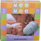 MeeMee Maternity Nursing Breast Pads (6 ...