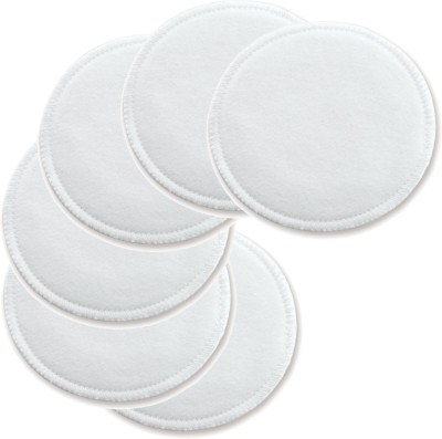 Hatchlingz Reusable Maternity Breast Pad(6 Pieces)