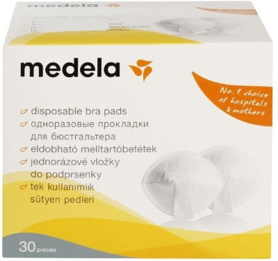 Medela Disposable Bra Pads(30 Pieces)