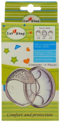 First Step Breast Shield (Pack Of 6)