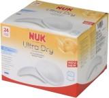 Nuk Breast Pads Ultradry Comfort (24 Pie...