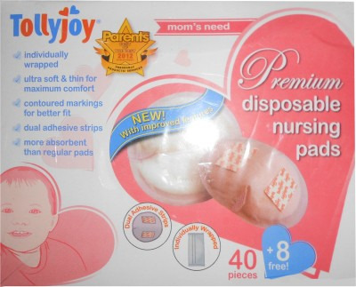 Tollyjoy Disposable Nursing Pads