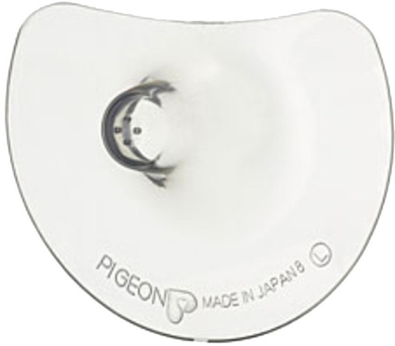 Pigeon Nipple Shield, Soft Type -Silicon(1 Pieces)