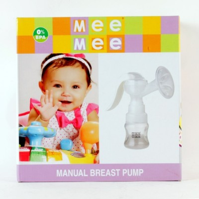 Mee Mee Breast Pump  - Manual