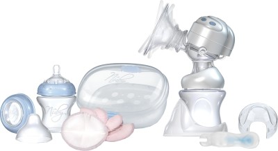 Nuby Rhythm Dual Action Electric Breast ...