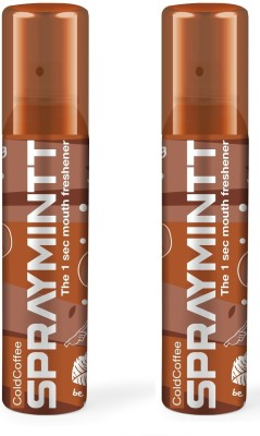 Midas Care Spraymintt ColdCoffee Pack of 2